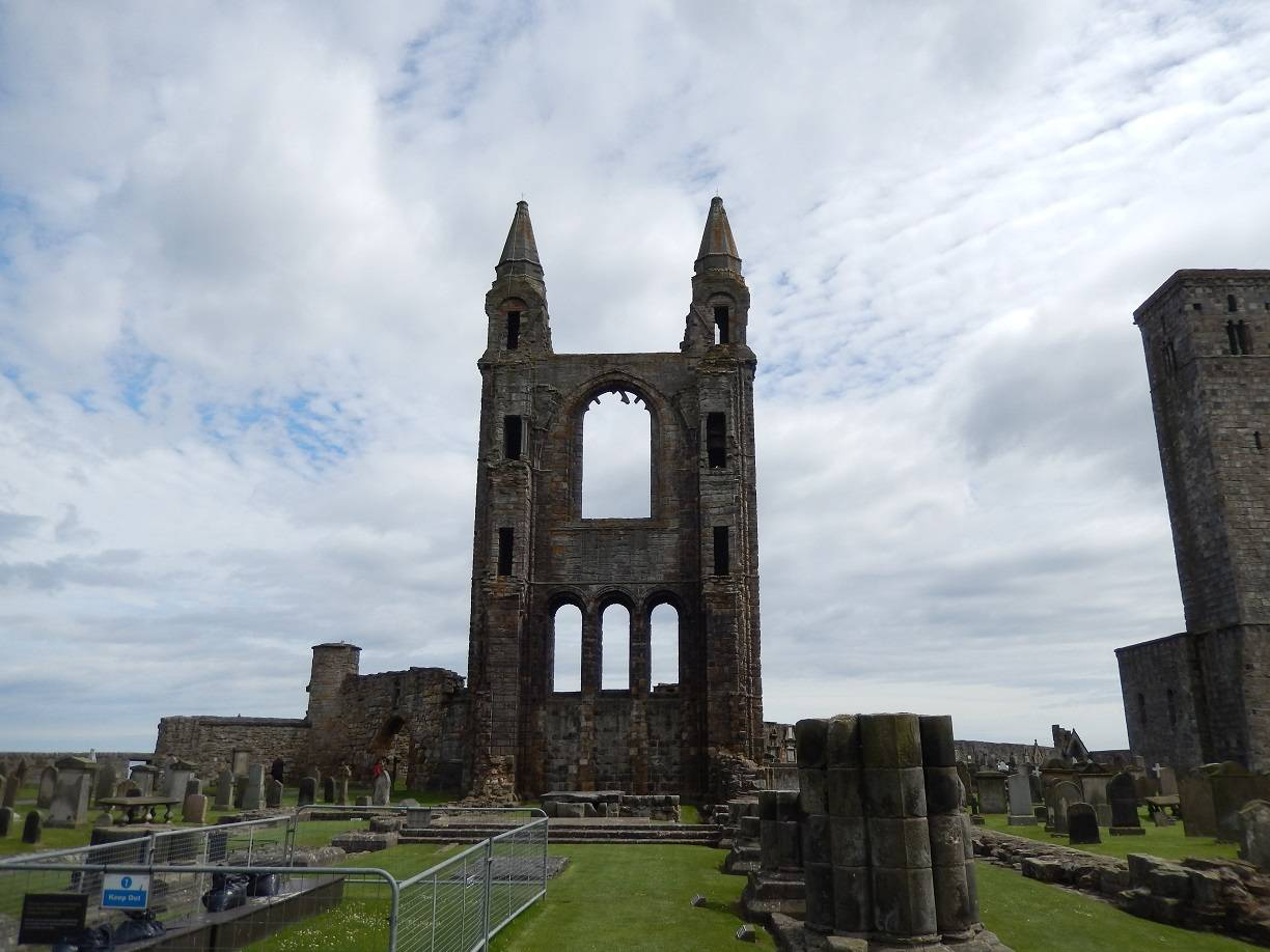 St. Andrews Cathedral.