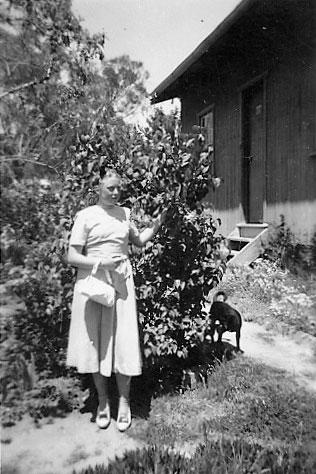 Ann Austin 27 Westlake 1949