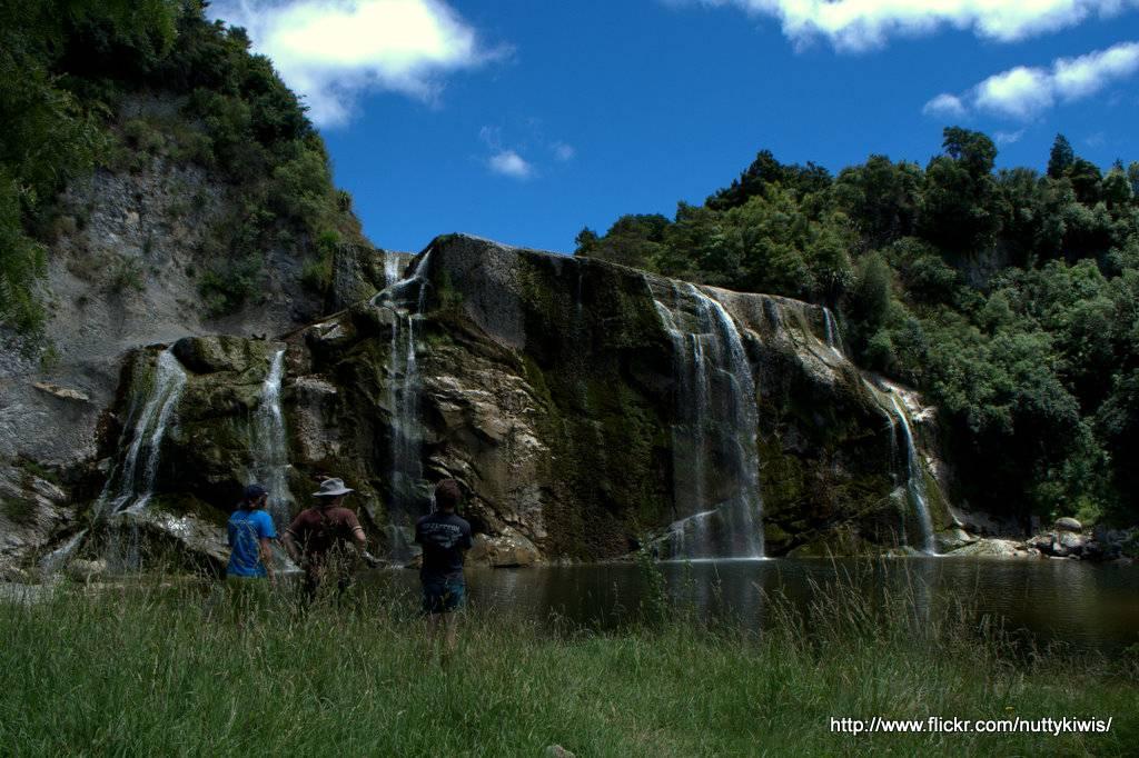 Waihi falls1