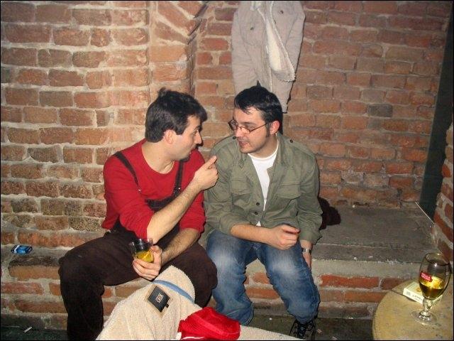 Luci&Cata_2004@Timisoara