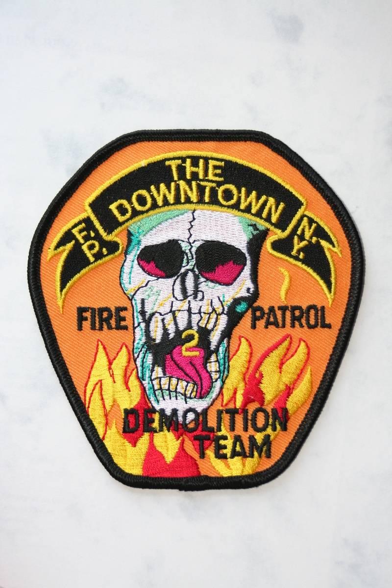FDNY Fire Patrol, Demo team 2