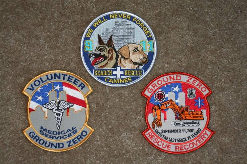 Ground Zero Patches