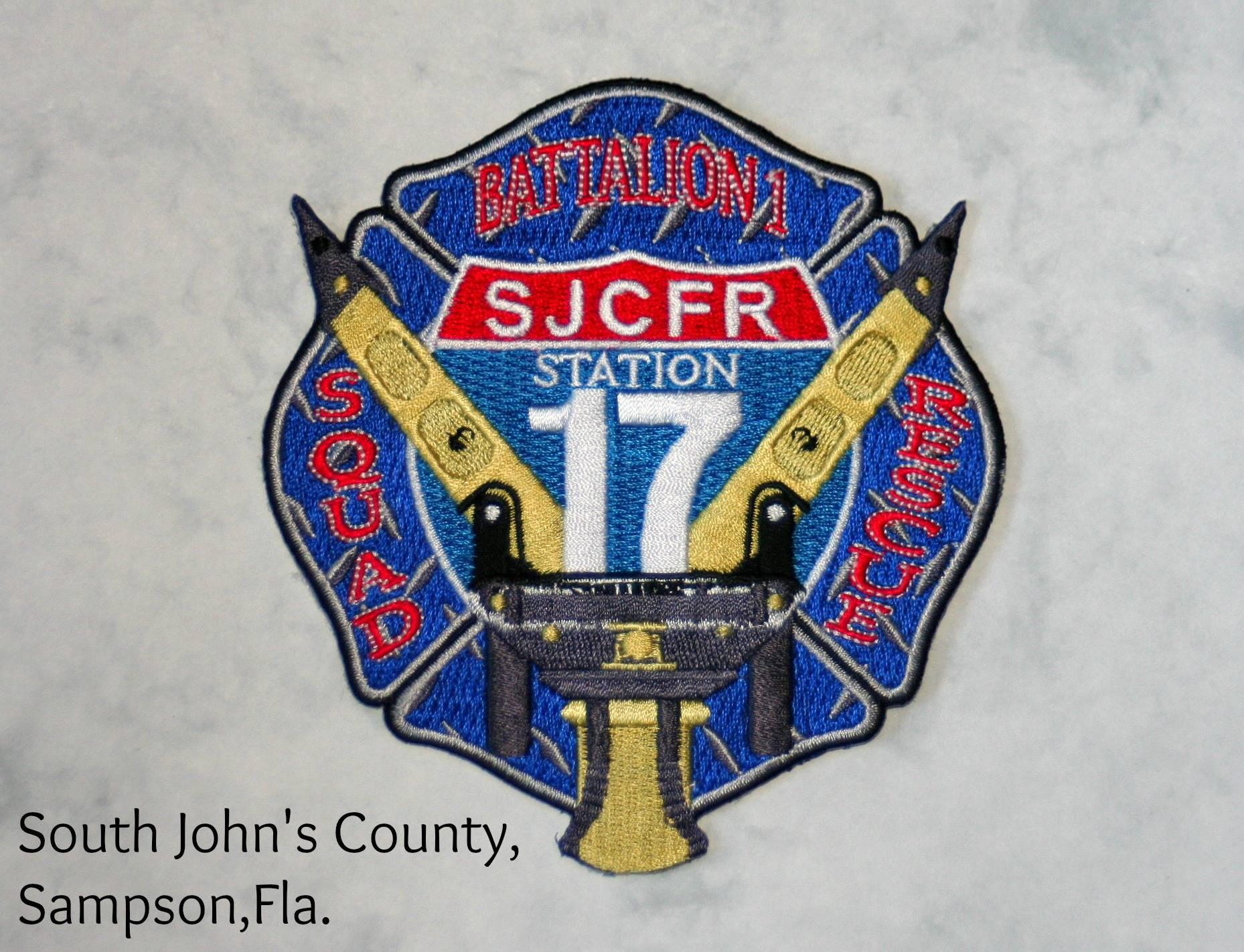 South John's County, Sampons, Fla.