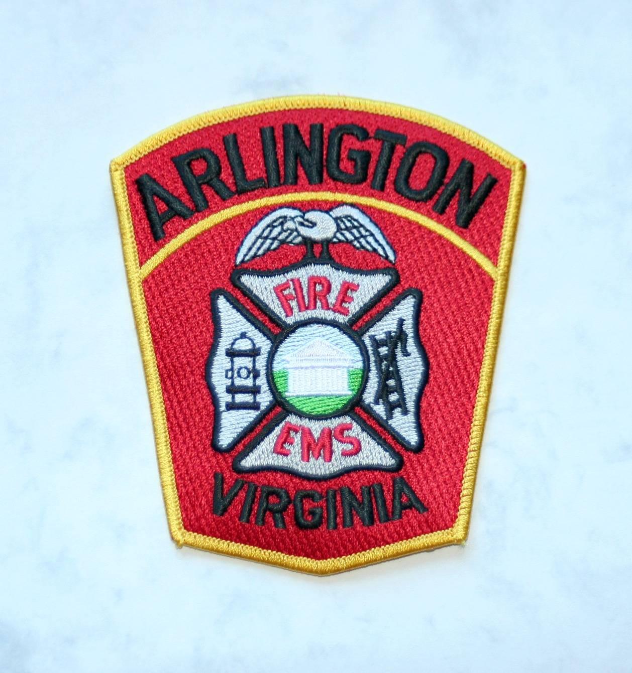 Arlington Va. Fire
