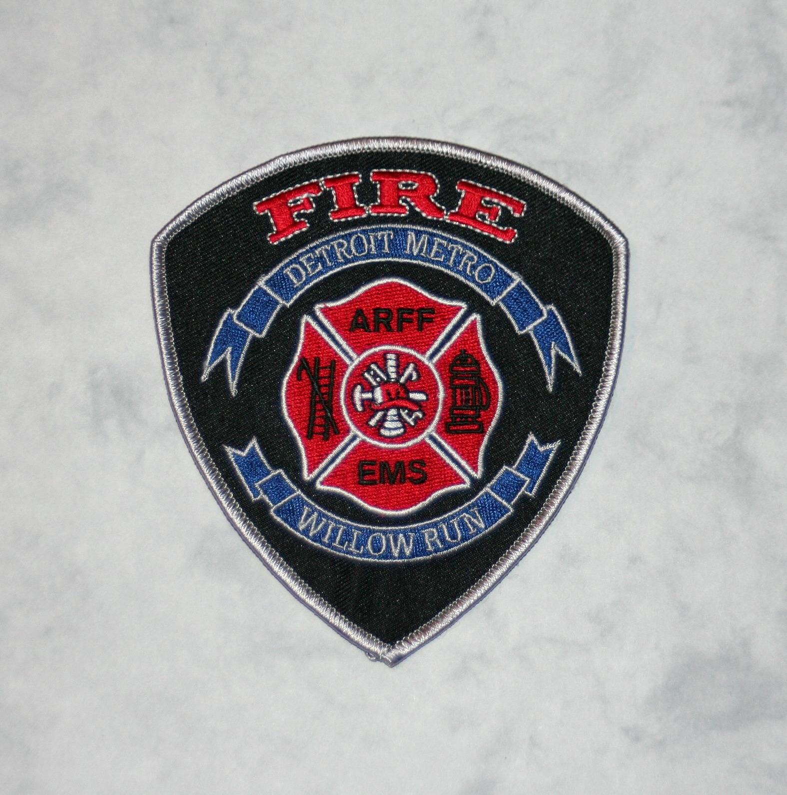 Detroit Metro Willow Run Fire/EMS