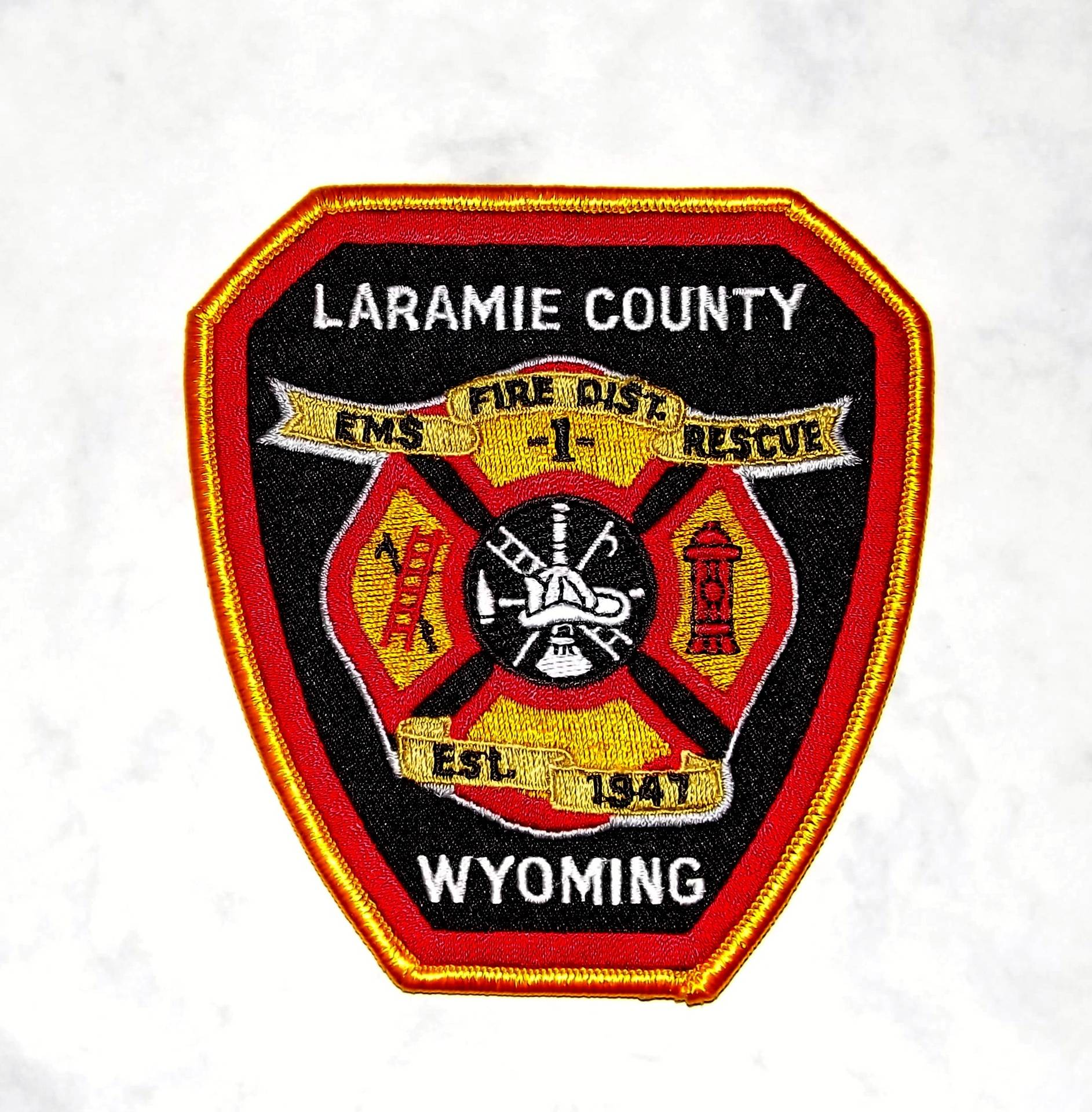 Laramie Co. Wyoming