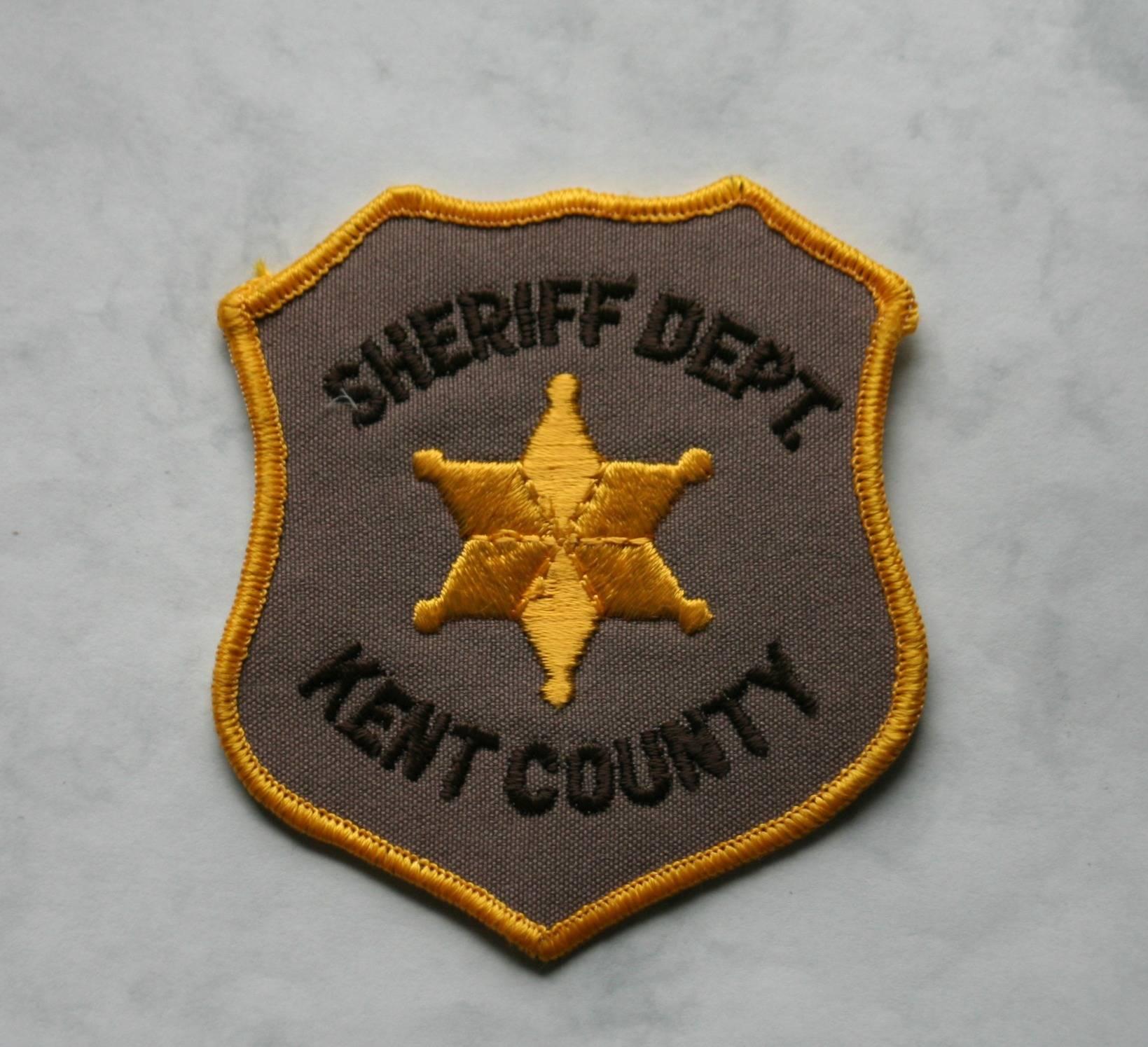 Kent Co. Mi. Sheriff