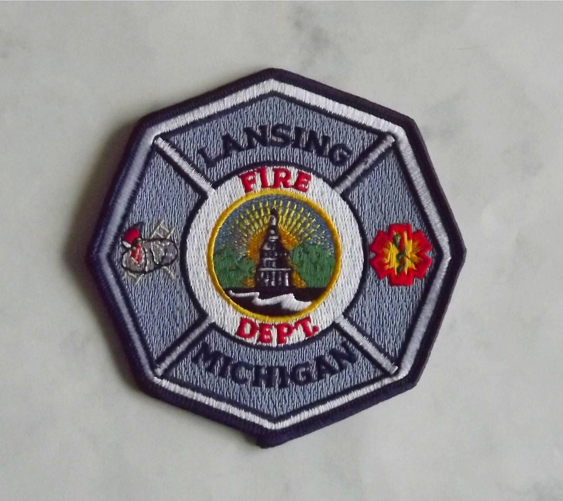 Lansing Michigan Fire Dept.