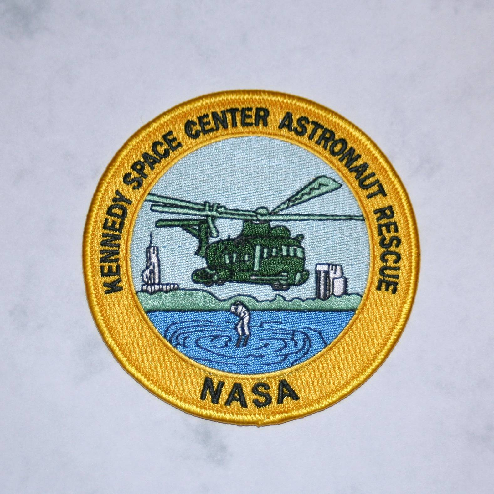 NASA Astronaut Rescue