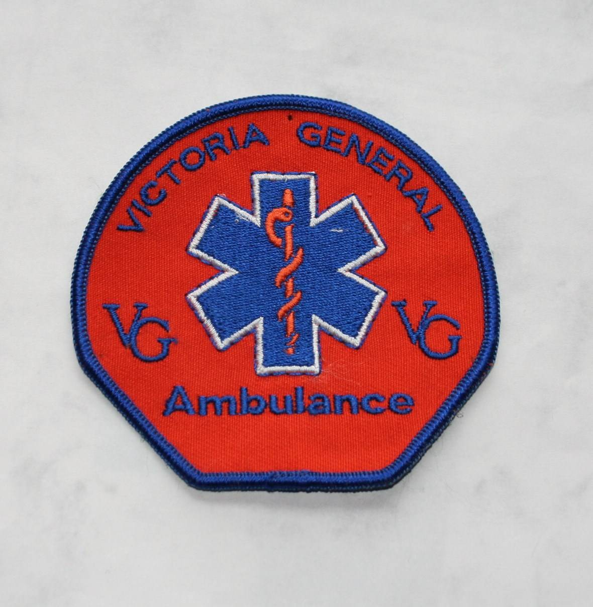 Victoria General Ambulance
