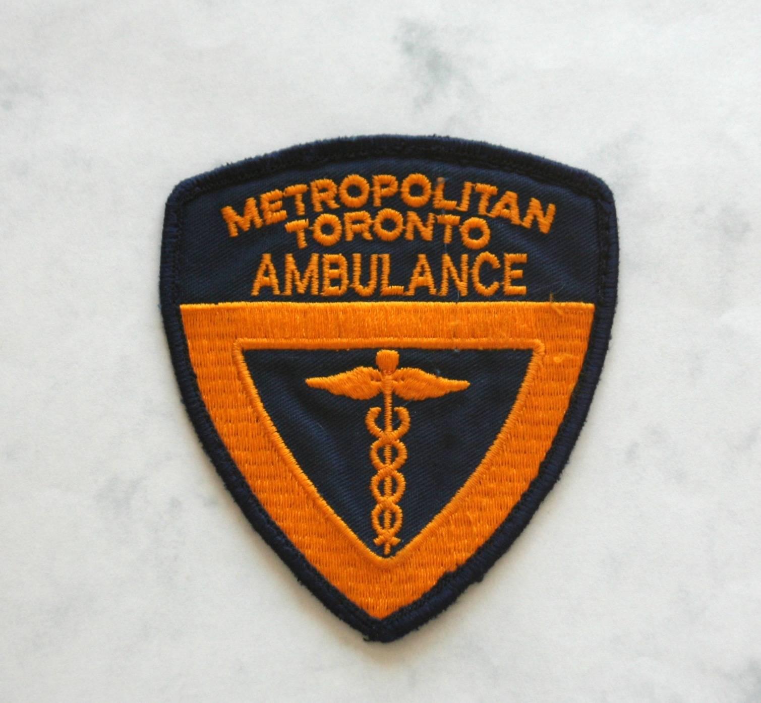 Toronto Canada Metro Ambulance