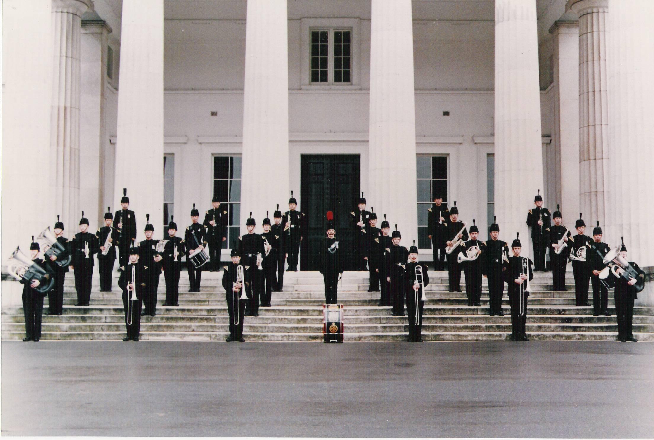 Royal Green Jackets Band