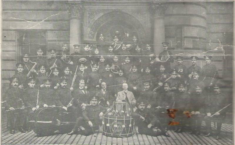 Edinburgh and Leith Postal Band