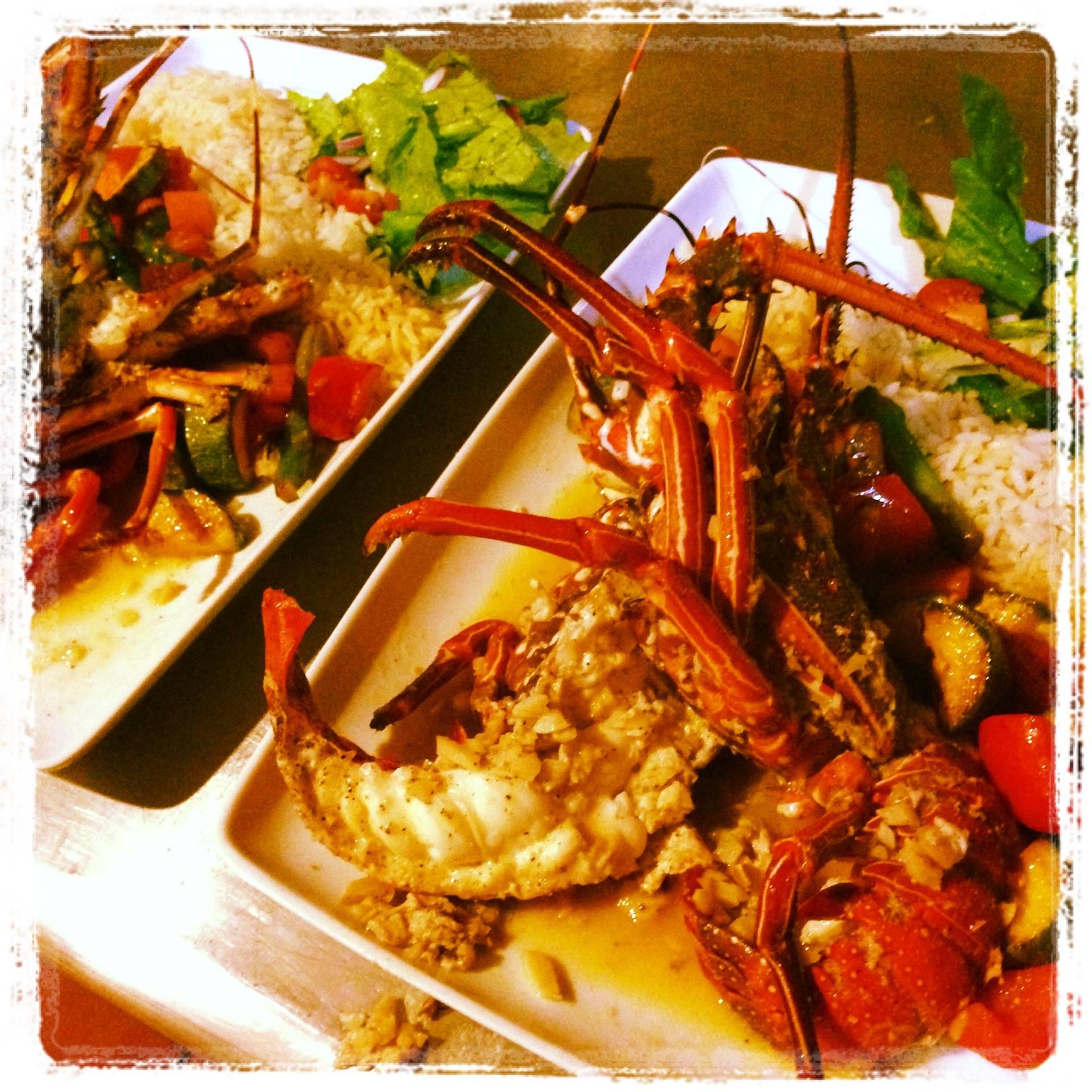Langosta /  Fresh Lobster