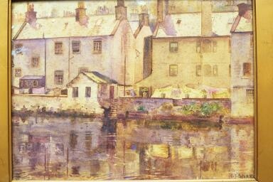 Houses by the Nith, Maxwelltown