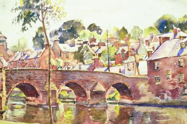 The Old Bridge, Dumfries