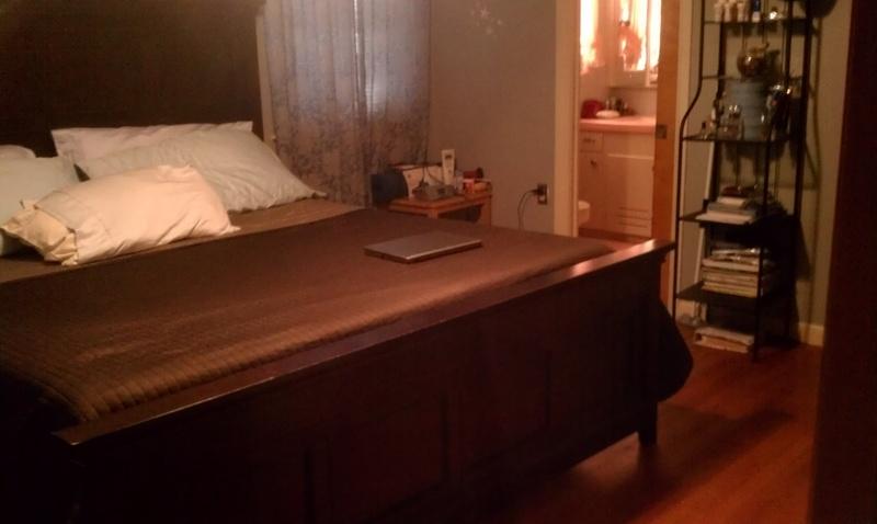 Master Bedroom after 1