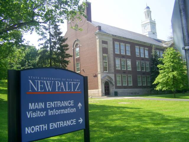 SUNY at New Paltz