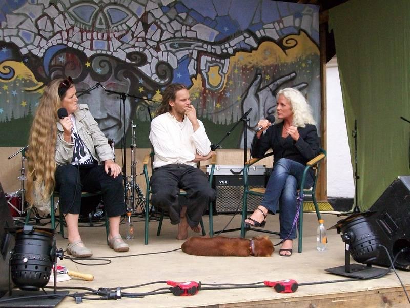 Talkshow om Hållbar utveckling