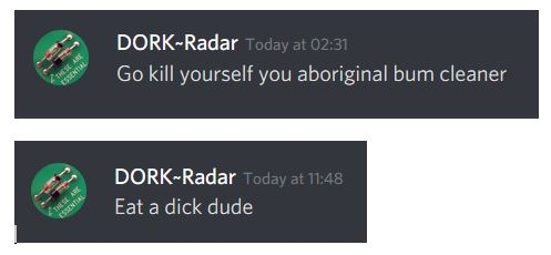 Radar gets banned...