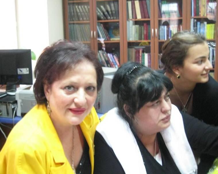 Donara Kintsurashvili