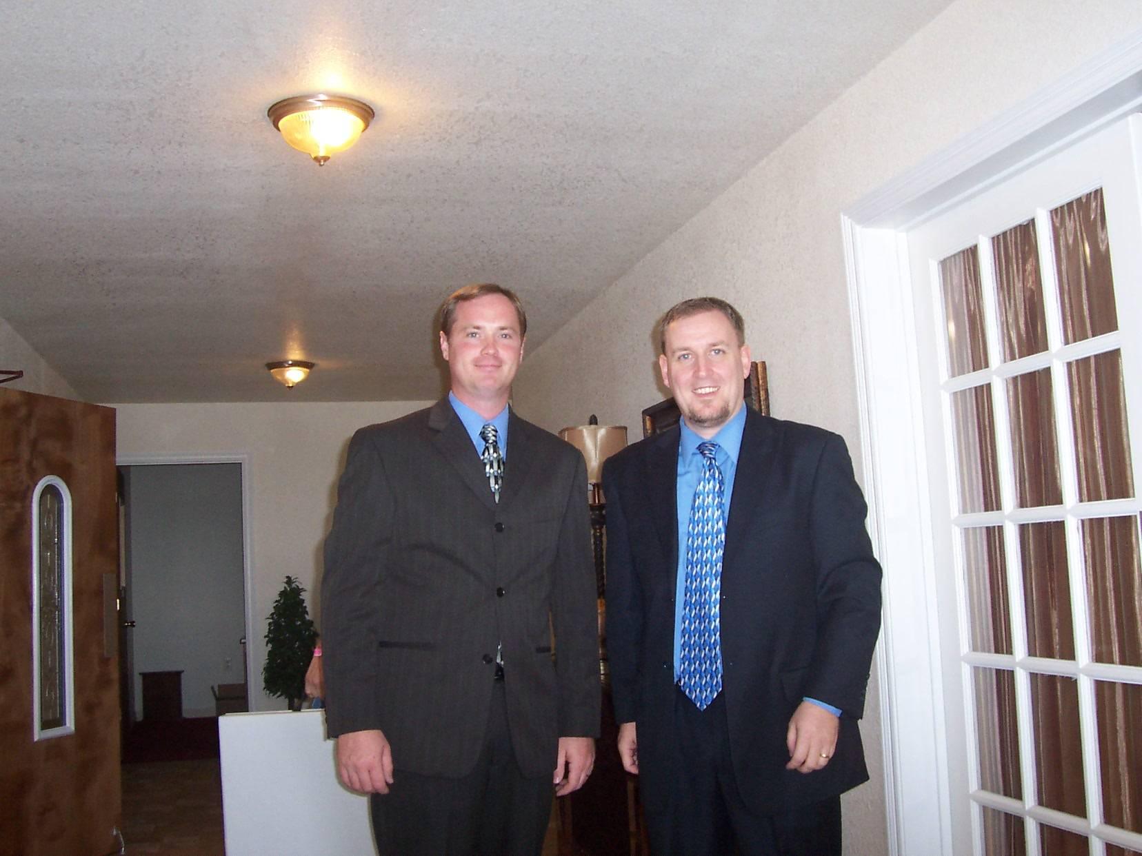 Pastor James Conner