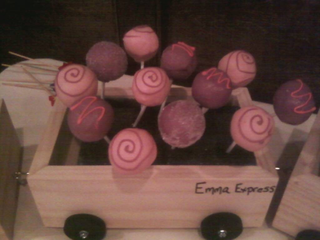 The Emma Express - Boxcar #2 on Figliola Flyer