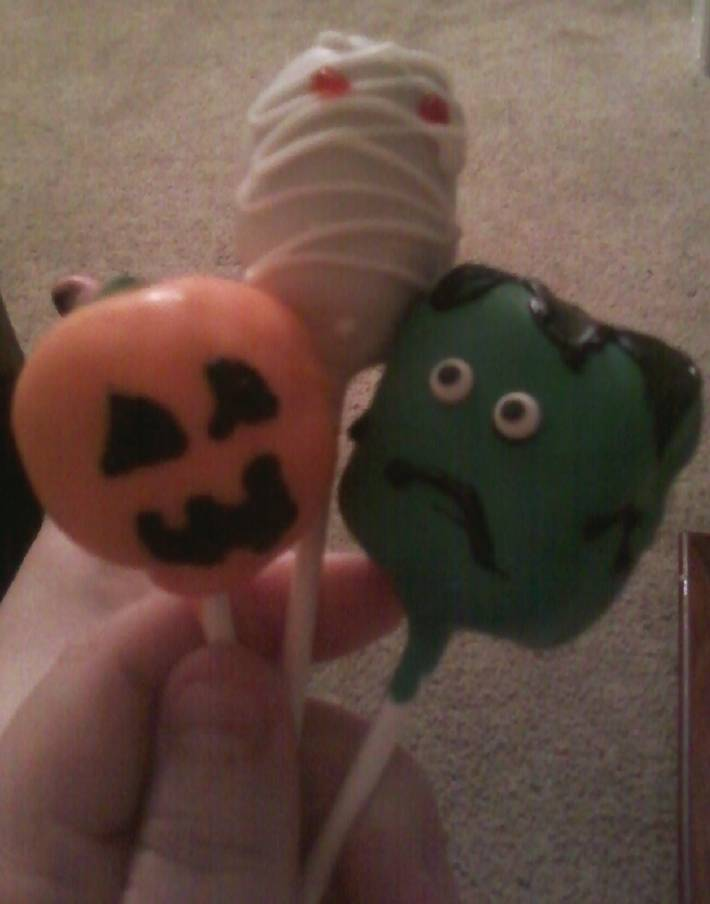 Monster Pops 2011