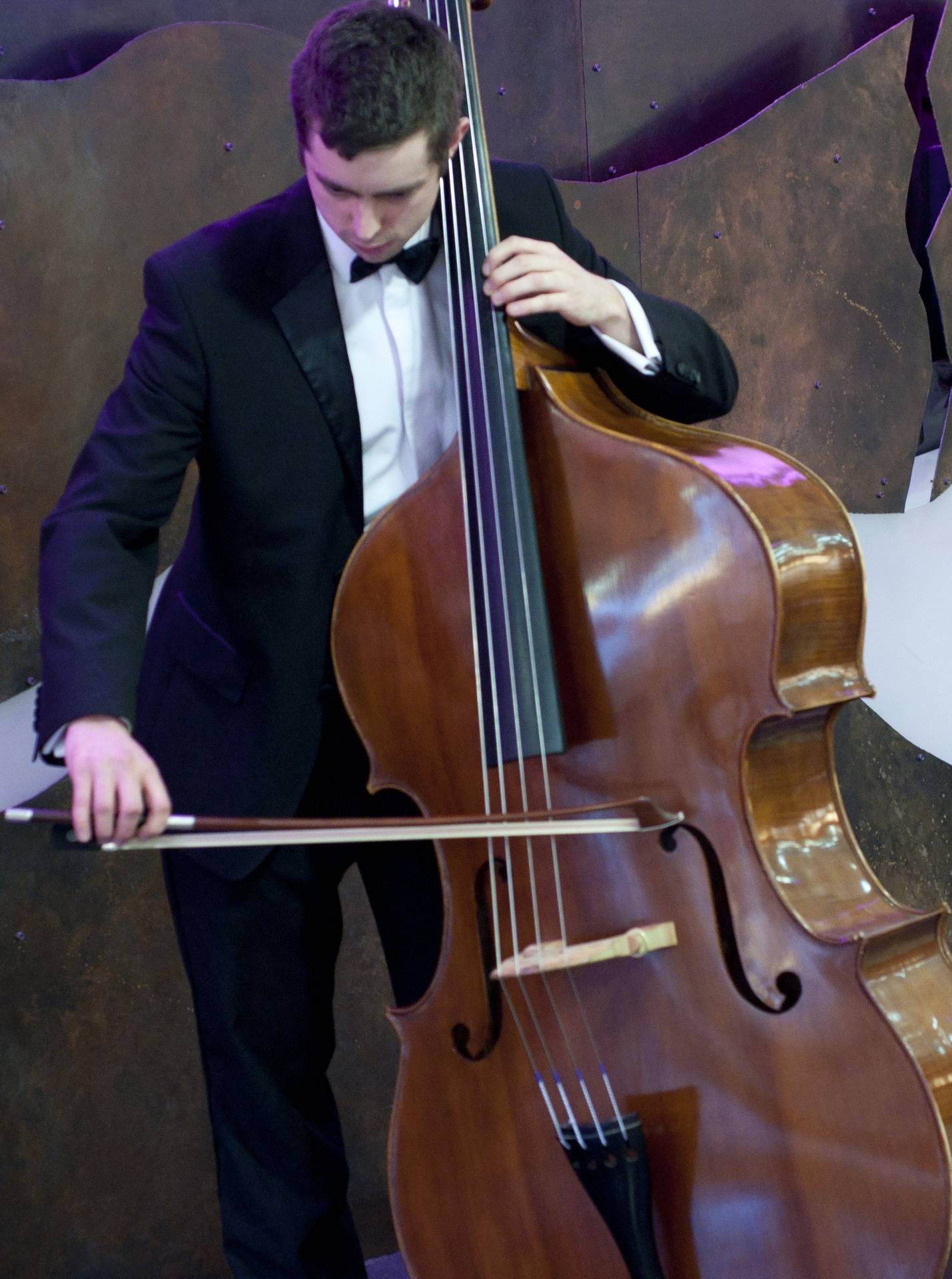 Chris Sergeant, Double Bass