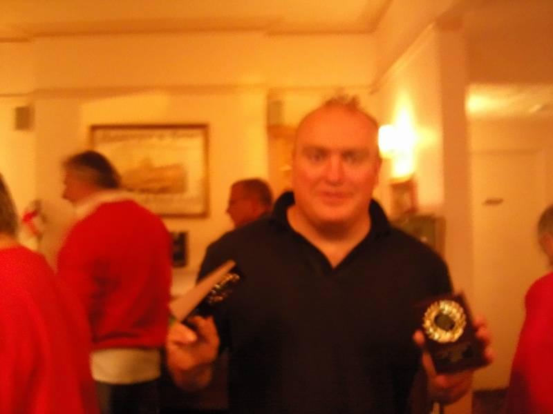 Has Mr Chant got a trophy in 2010?