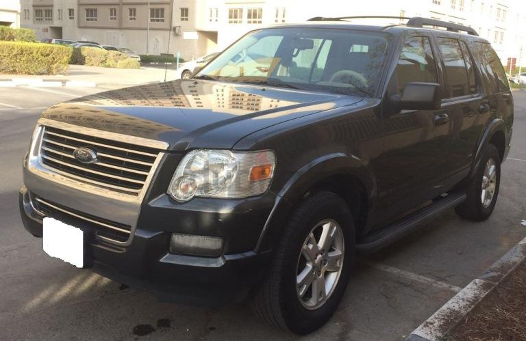 Ford Explorer $90/day