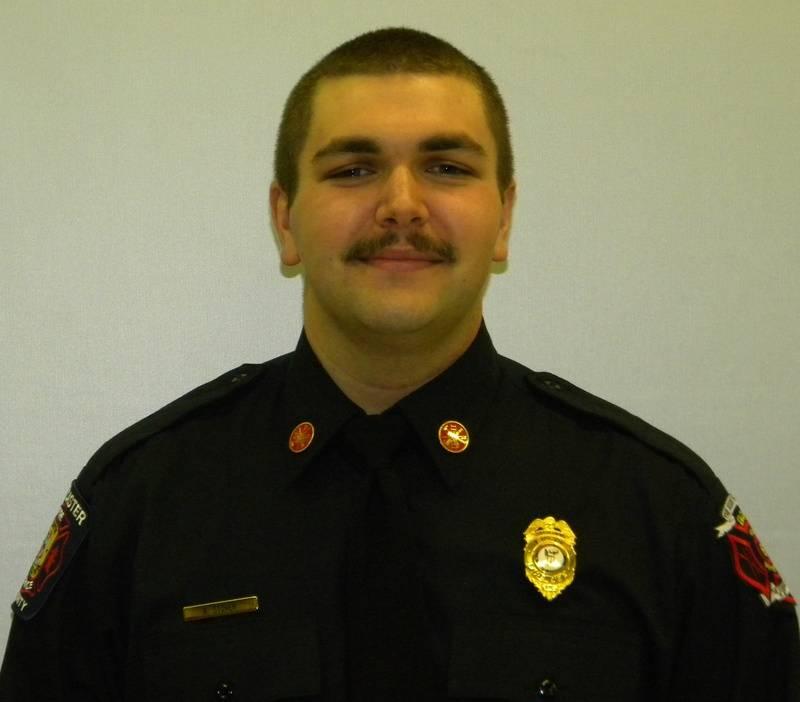 Firefighter Stover