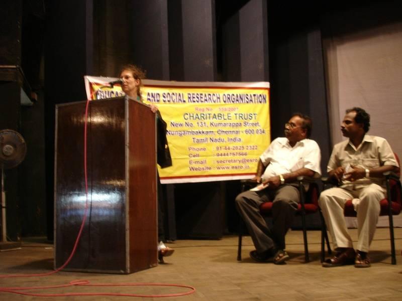 Chennai, Junho 2008