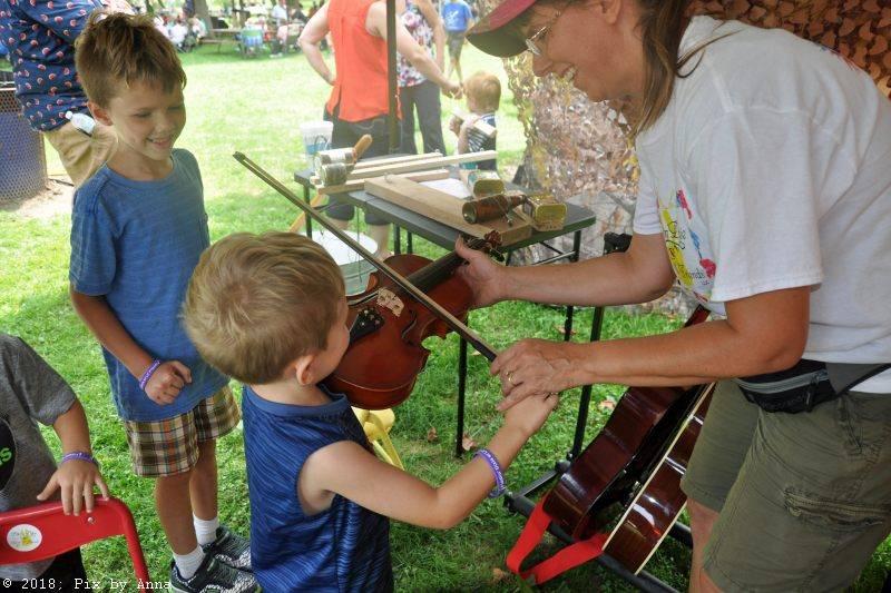 1st Fiddle Lesson