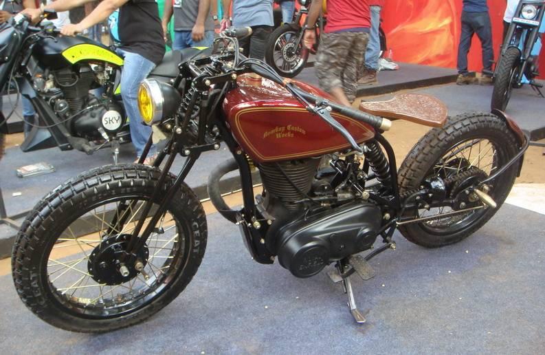 14-Custom built