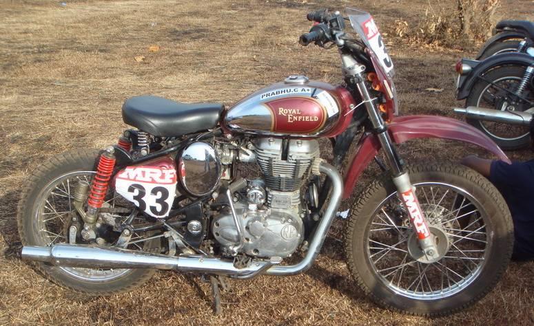 """23-Custom built """"Racer"""""""
