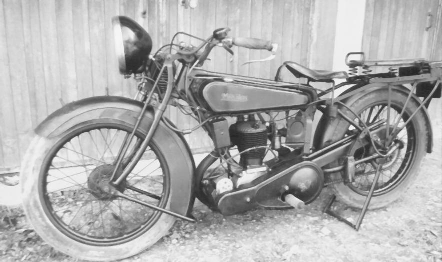 MATCHLESS  1930ies  l