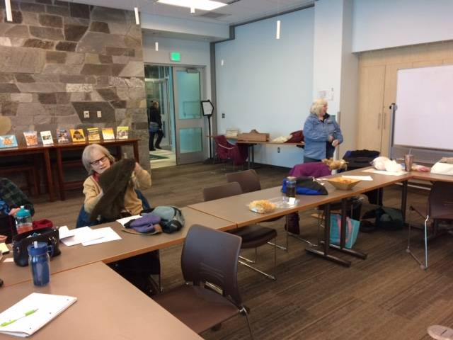 February 2018 Guild Meeting