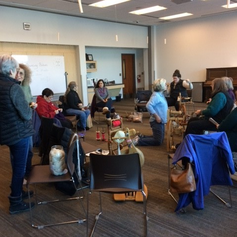January 2018 Guild meeting