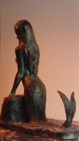 Little Mermaid - Back