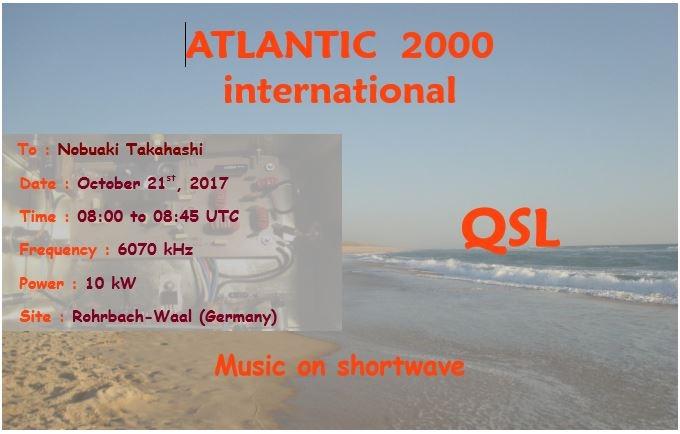 Atlantic2000 International