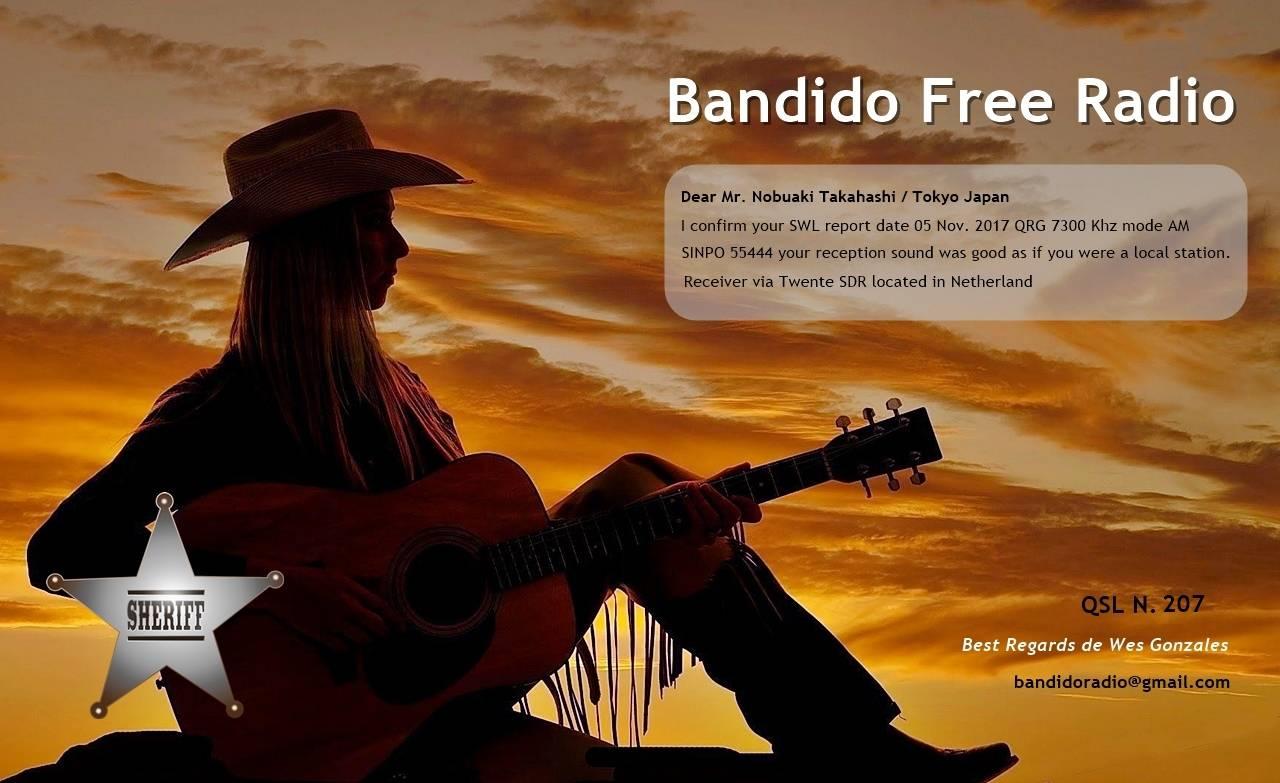 Bandido Free Radio