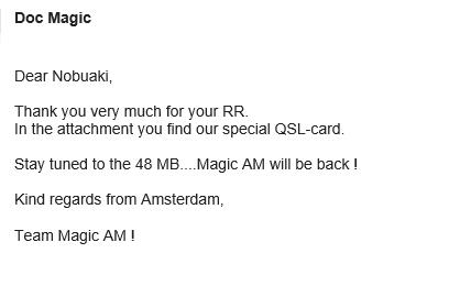 magic AM