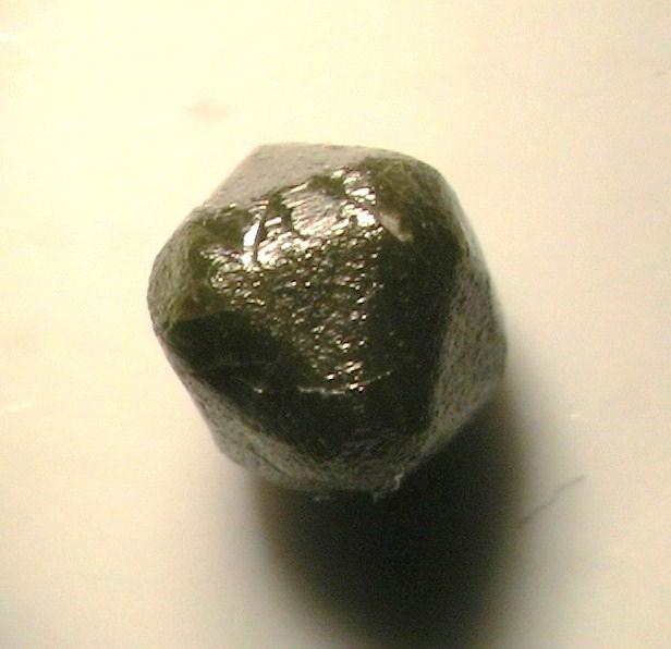 Octahedral diamond