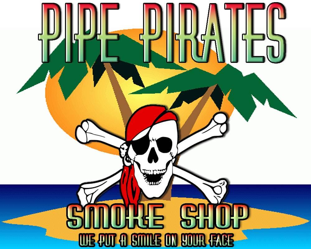 Pipe Pirates Smoke Shop Design