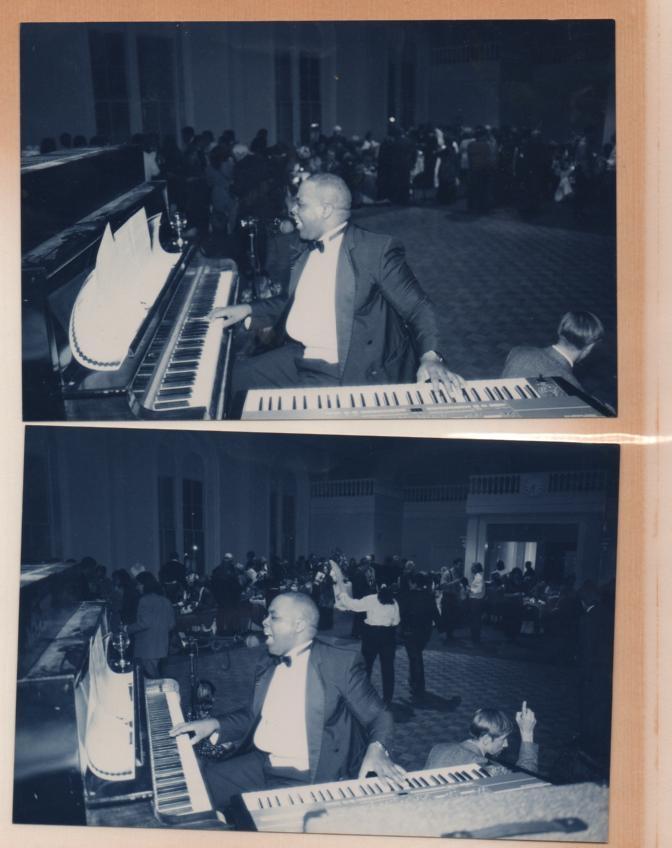 Grenoldo in Thalian Hall Ballroom