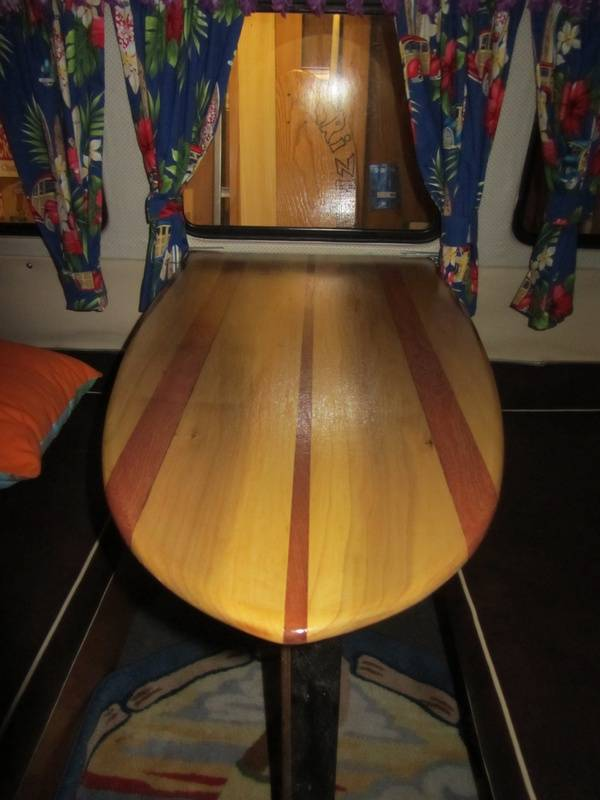Paipo table on sold Not custom made