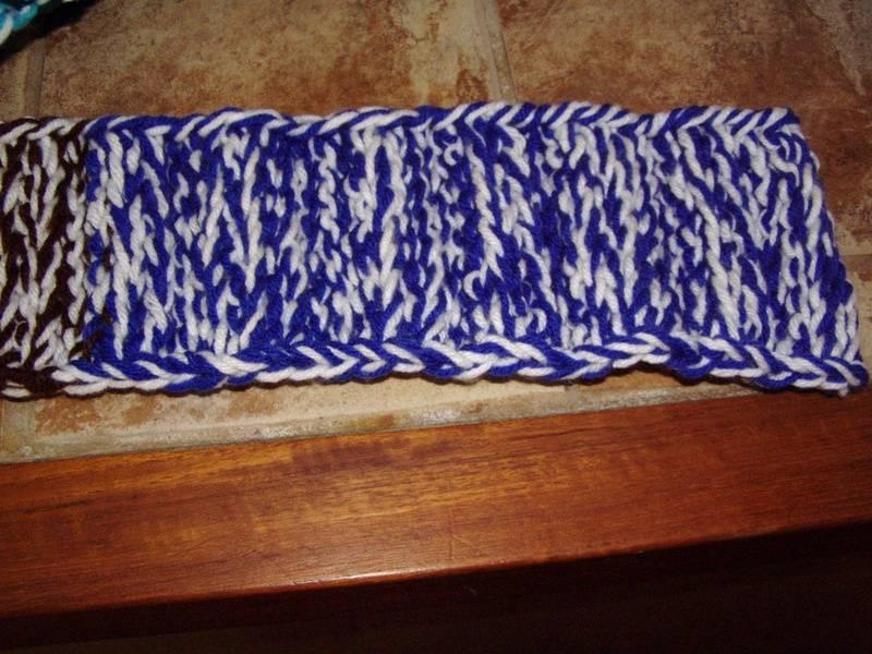 Wavy scarf 1