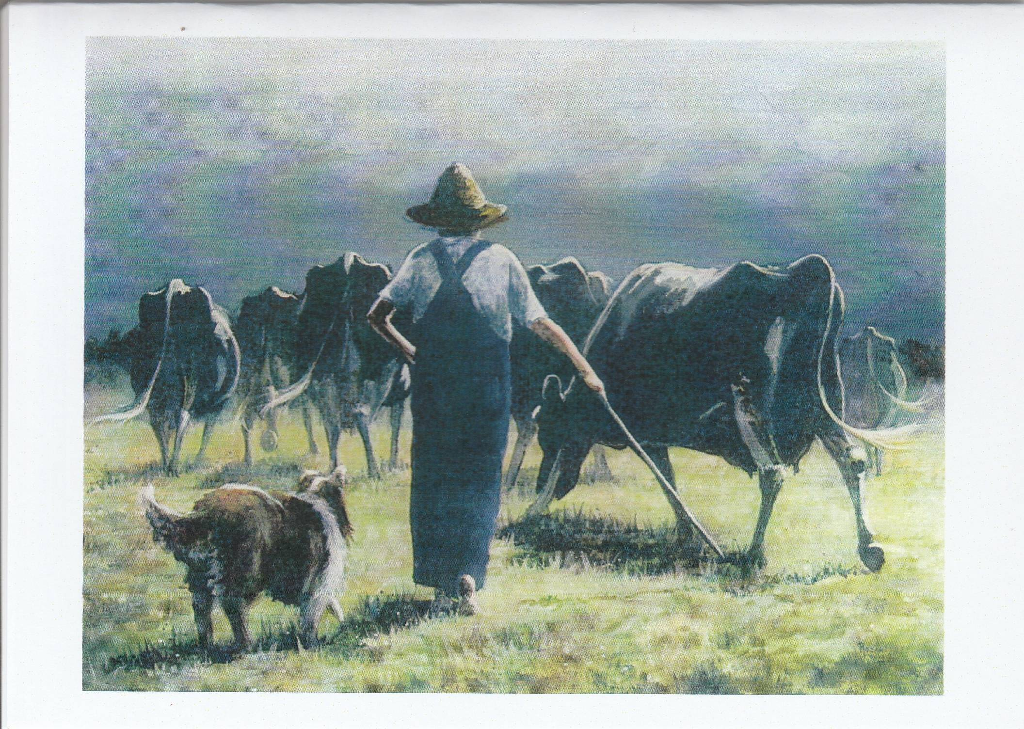 Fetching the Cows