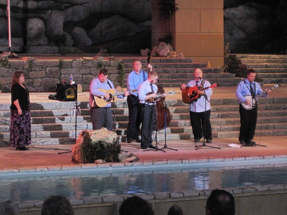 Bluegrass at the Promise
